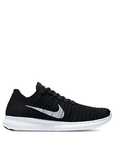 Nike Free-Run Fly Knit Sneakers-BLACK-9.5 88615095_BLACK_9.5