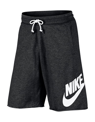 Nike Sportswear Drawcord Shorts-BLACK-Medium 88856298_BLACK_Medium