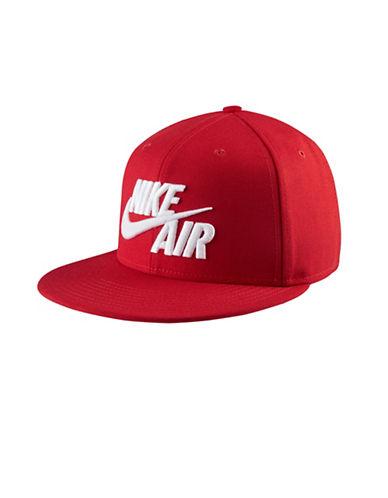 Nike Snapback Cap-RED-Large/X-Large 89710446_RED_Large/X-Large