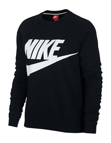 Nike Sportswear Rally Crew-BLACK-Small