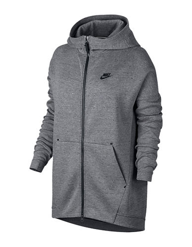Nike Tech Fleece Cape-GREY-X-Small 88779111_GREY_X-Small