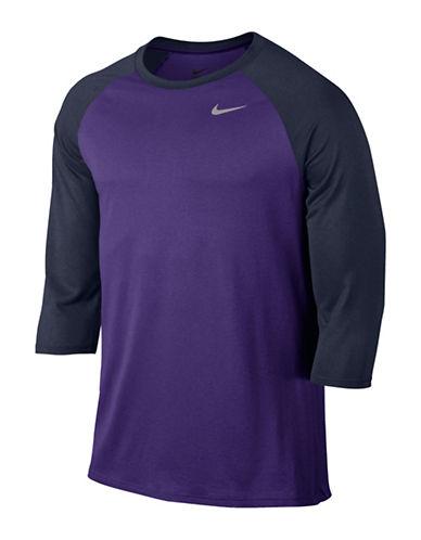 Nike Legend Training T-Shirt-PURPLE-Small 88925661_PURPLE_Small