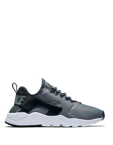 Nike Nike Air Huarache Ultra Running Shoes-GREY-7 89006467_GREY_7