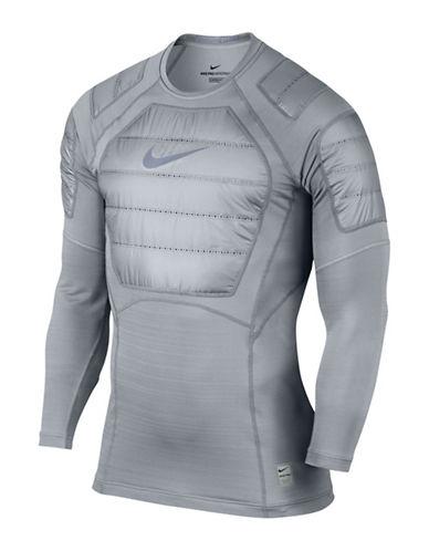 Nike Pro Aeroloft Top-WOLF GREY-Medium 88772299_WOLF GREY_Medium