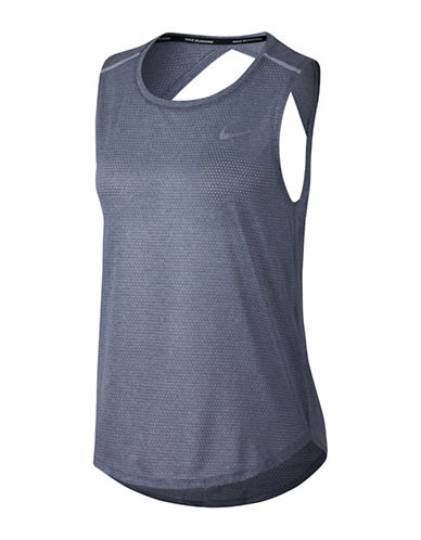 Nike Breathe Running Tank-BLUE-X-Large 89413860_BLUE_X-Large
