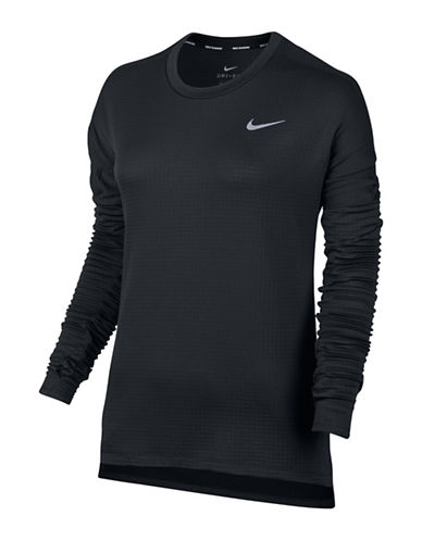 Nike Therma Sphere Running Top-BLACK-Large 89413921_BLACK_Large