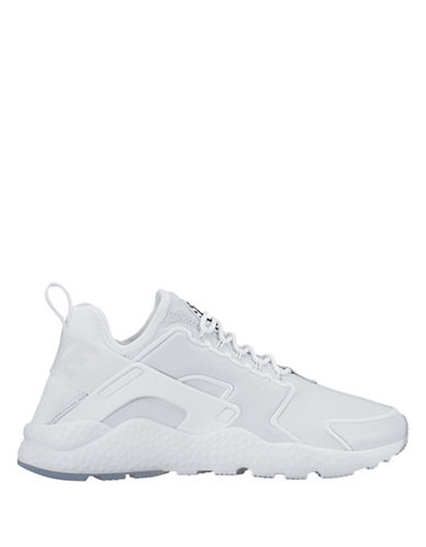 Nike Air Huarache Run Ultra SI Shoes-WHITE-9 89006750_WHITE_9