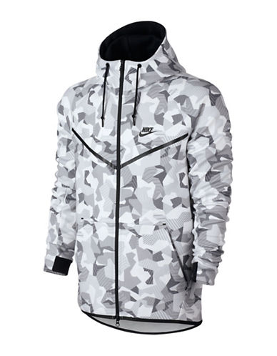 Nike Sportswear Tech Fleece Windrunner Hoodie-WHITE-XX-Large 88832805_WHITE_XX-Large