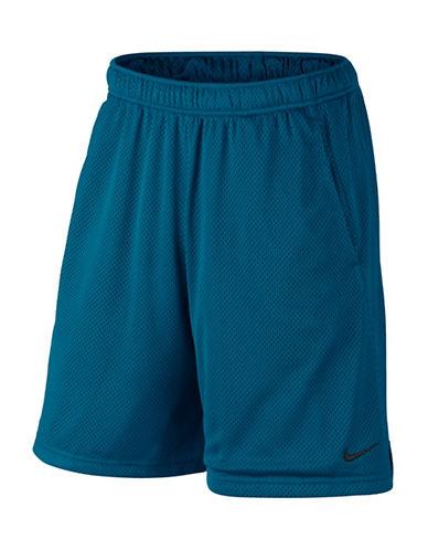Nike Monster Mesh Training Shorts-BLUE-X-Large 89157362_BLUE_X-Large