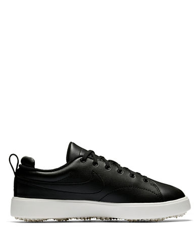 Nike Classic Golf Sneakers-BLACK-10