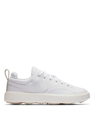 Nike Classic Golf Sneakers-WHITE-5