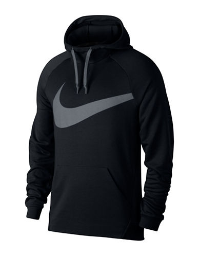 Nike Dry Training Hoodie-BLACK-Large 89407600_BLACK_Large