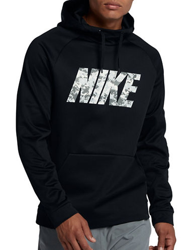 Nike Therma Training Hoodie-BLACK-Large 89690953_BLACK_Large