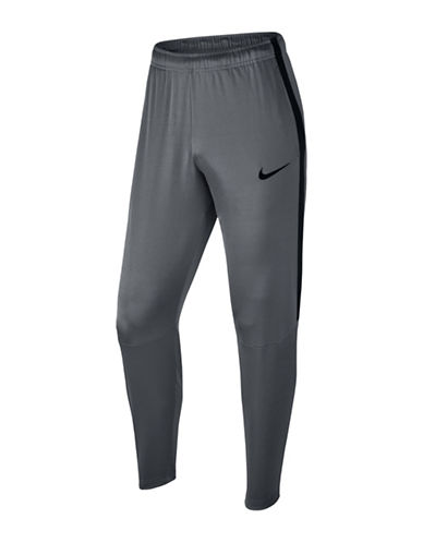 Nike Epic Knit Training Pants-GREY-Medium