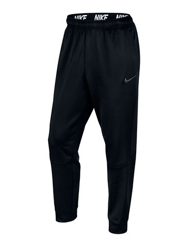 Nike Taper Training Pants-BLACK-Large