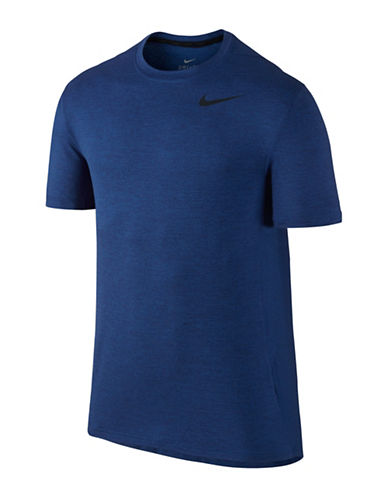 Nike Dry Training Top-BLUE-X-Large 88856232_BLUE_X-Large