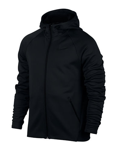 Nike Therma Sphere Training Hoodie-BLACK-Small 88655712_BLACK_Small