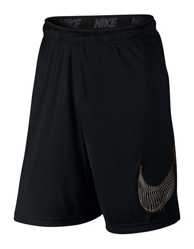 Nike Dri-Fit Training Shorts-BLACK-X-Large 88671591_BLACK_X-Large