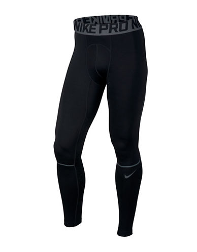 Nike Pro Hyperwarm Tights-BLACK-Large 88925544_BLACK_Large