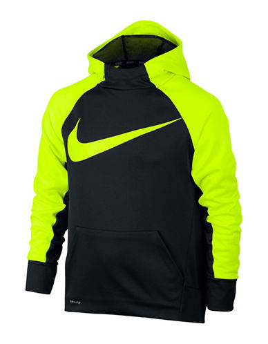 Nike Therma Training Hoodie-BLACK-Large 89433298_BLACK_Large