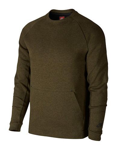 Nike Sportswear Tech Sweater-GREEN-XX-Large 89709980_GREEN_XX-Large
