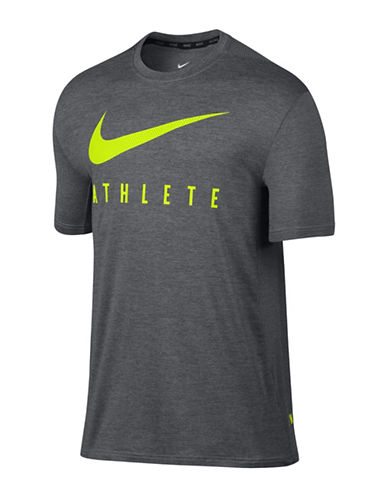 Nike Training Top-DARK GREY-Small 88501742_DARK GREY_Small