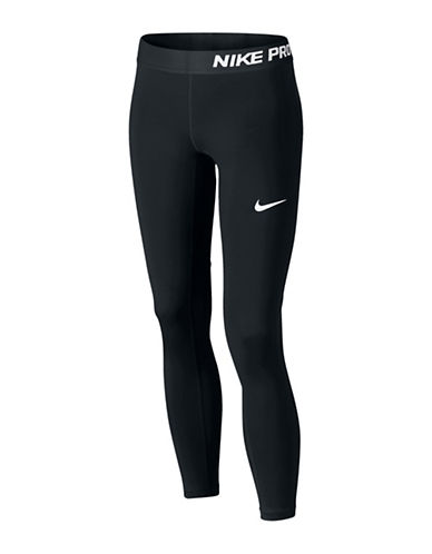 Nike Dri-Fit Pro Tights-BLACK-X-Large
