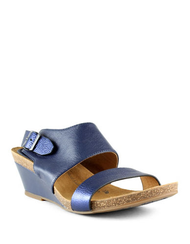 Sofft Vanita Cut Out Sandals-NAVY-11