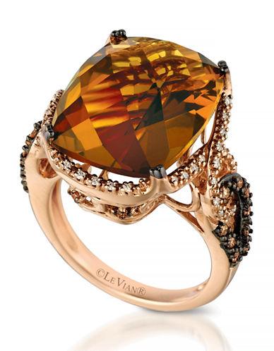 Le Vian Ring-CITRINE-7