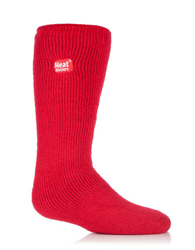 Heat Holders Heat Holders Sock-RED-Small