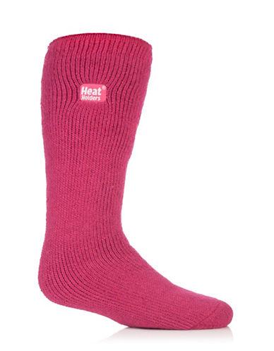 Heat Holders Heat Holders Sock-PINK-Large