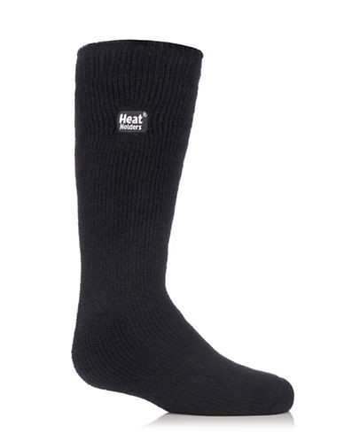 Heat Holders Heat Holders Sock-BLACK-Large