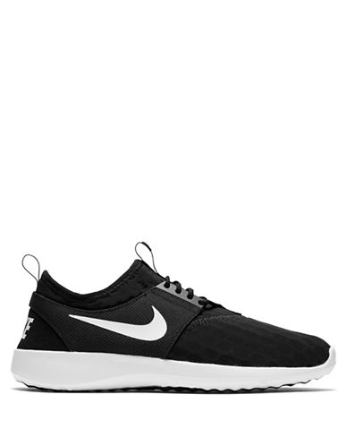 Nike Womens Juvenate Sneakers-BLACK-11