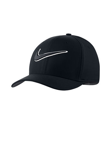Nike Classic99 Golf Hat-BLACK/WHITE-Medium 89109045_BLACK/WHITE_Medium
