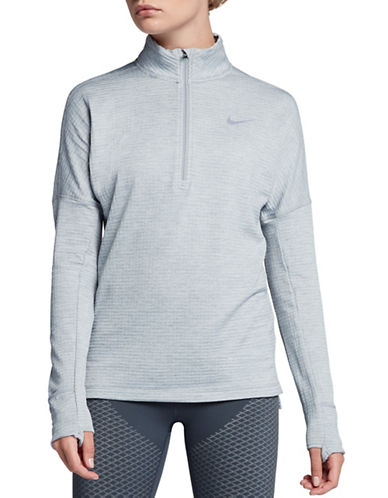 Nike Therma Sphere Element Running Top-GREY-Medium 89687204_GREY_Medium