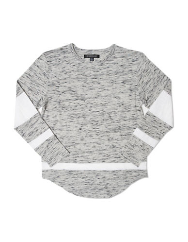 Elwood Hockey Jersey Top-GREY-Small 88802527_GREY_Small