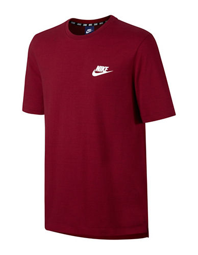 Nike Sportswear Advance 15 Top-RED-X-Small 89407291_RED_X-Small