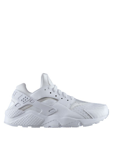 Nike Air Huarache Sneakers-WHITE-9