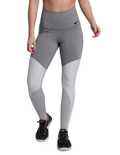 Nike Power Training Tights-GREY-X-Large 89896789_GREY_X-Large