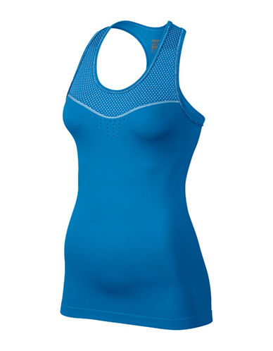 Nike Pro Hypercool Limitless Training Tank-BLUE-Medium 88390779_BLUE_Medium