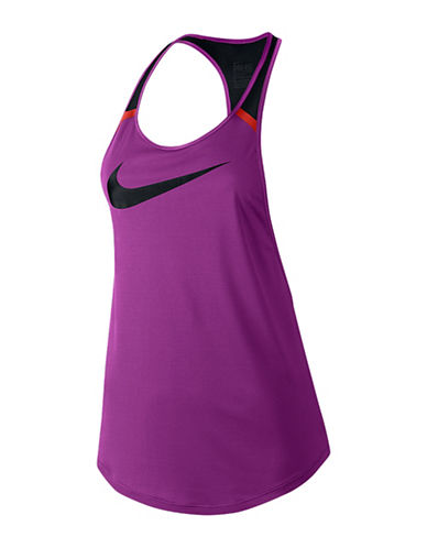 Nike Flow Grx Tank Top-PURPLE-Small 88405207_PURPLE_Small