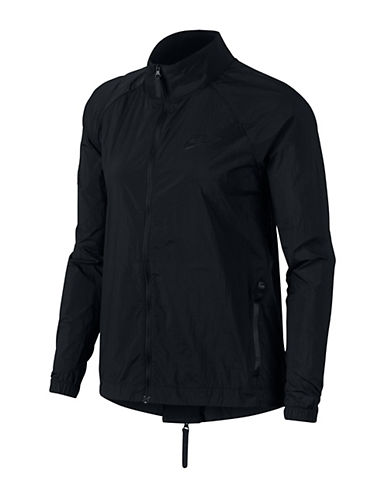 Nike Tech Hypermesh Track Jacket-BLACK-Large 89203318_BLACK_Large