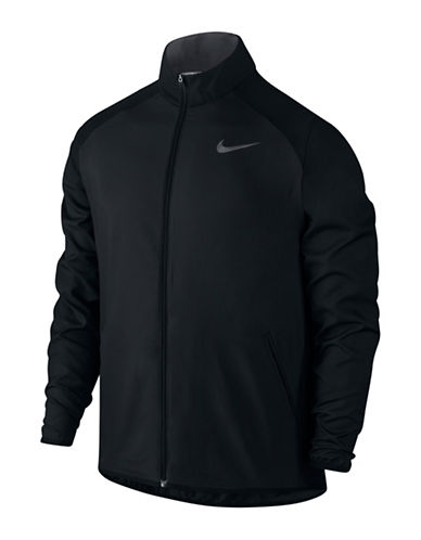 Nike Dry Team Training Jacket-BLACK-Small