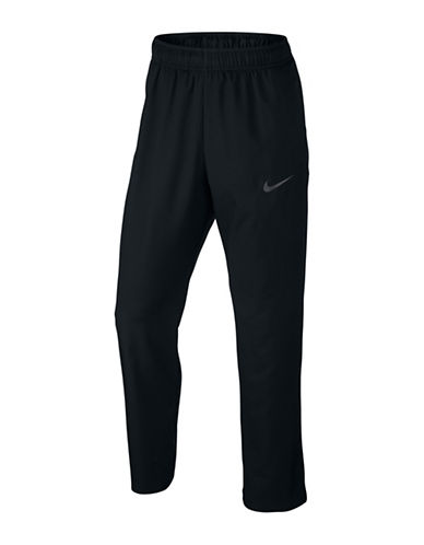 Nike Dry Team Training Pants-BLACK-Small