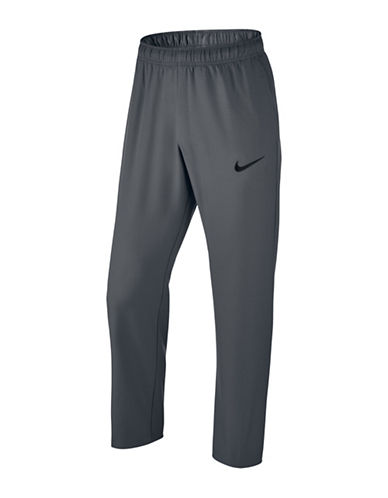 Nike Dry Team Training Pants-DARK GREY-Small