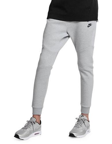 Nike Tech Fleece Jogger Pants-GREY-X-Large 89692735_GREY_X-Large
