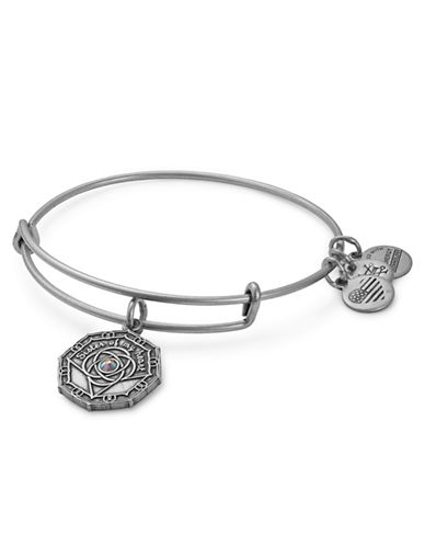 Alex And Ani Bridesmaid Adjustable Bracelet-SILVER-One Size