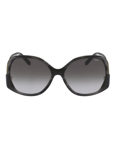 Chloé CE675S Emilia Sunglasses-GREY-One Size