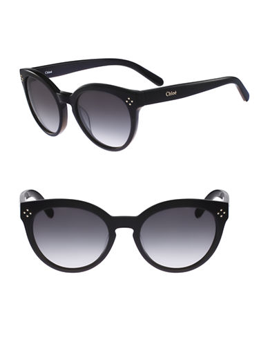 Chloé CE691S Boxwood Sunglasses-BLACK-One Size