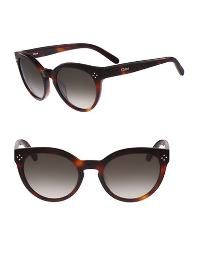 Chloé CE691S Boxwood Sunglasses-TORTOISE-One Size